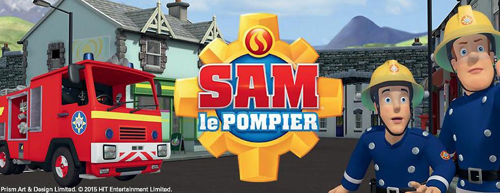 Participez au grand concours de dessin sam le pompier - Dessin sam le pompier ...