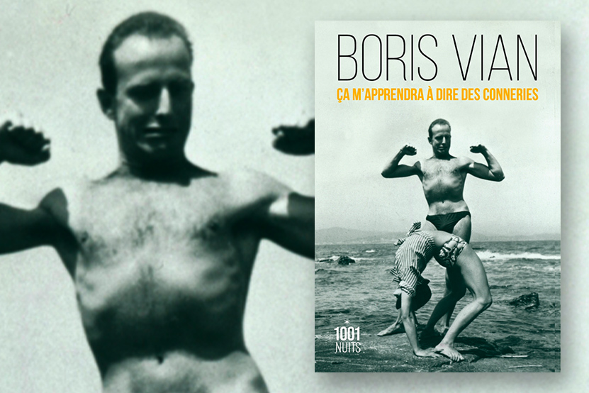 Boris Vian en 5 citations