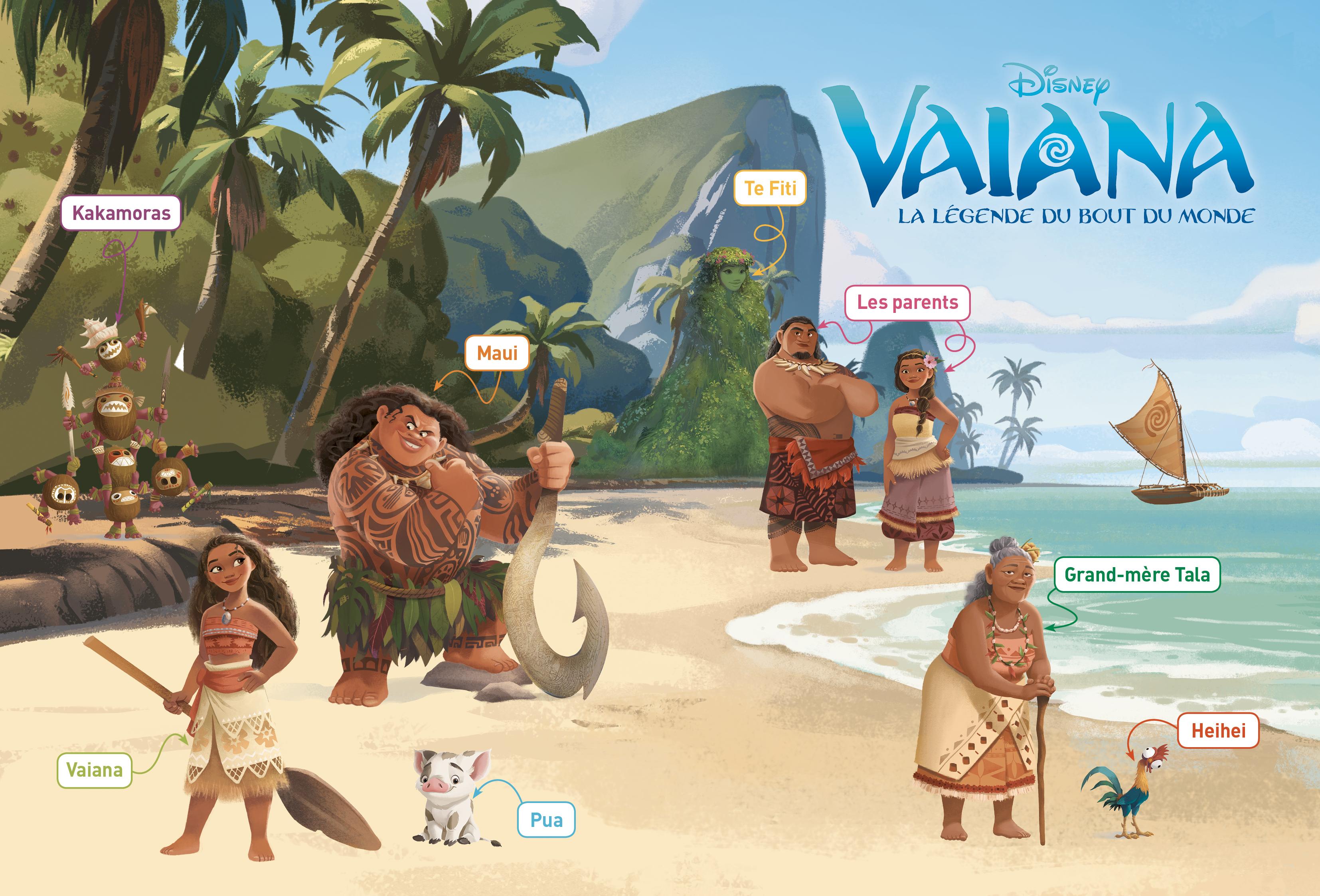 Disney Vaiana Le Livre De La Jungle Special Dys Dyslexie