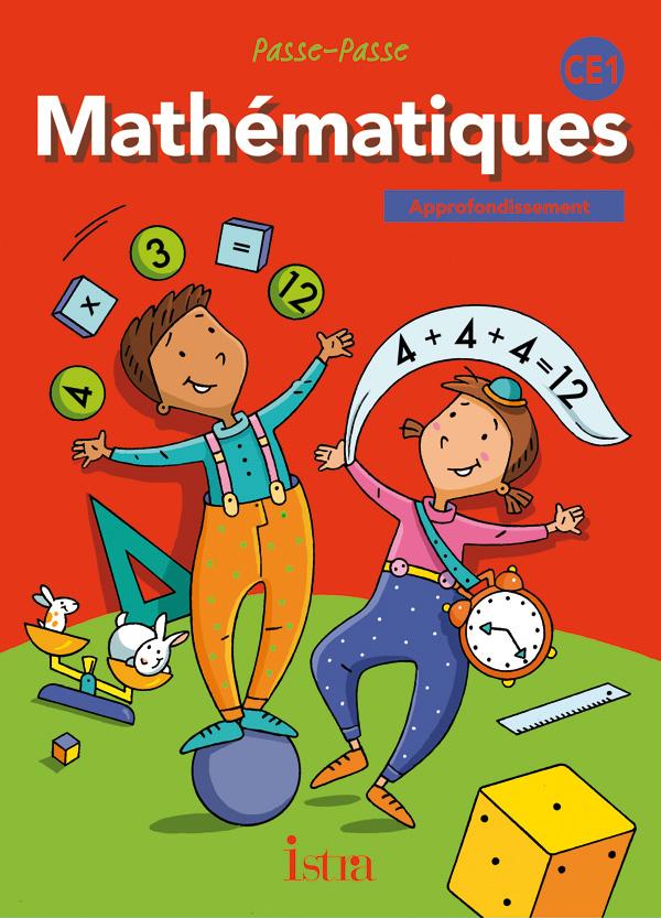 Passe-Passe Maths CE1 - Approfondissement - Edition 2012