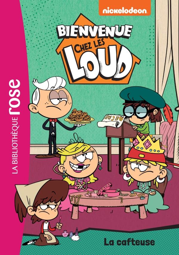 Bienvenue Chez Les Loud 10 La Cafteuse