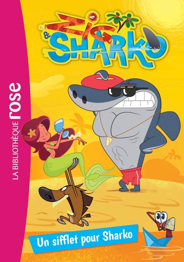 Zig et Sharko 04 - Un sifflet pour Sharko