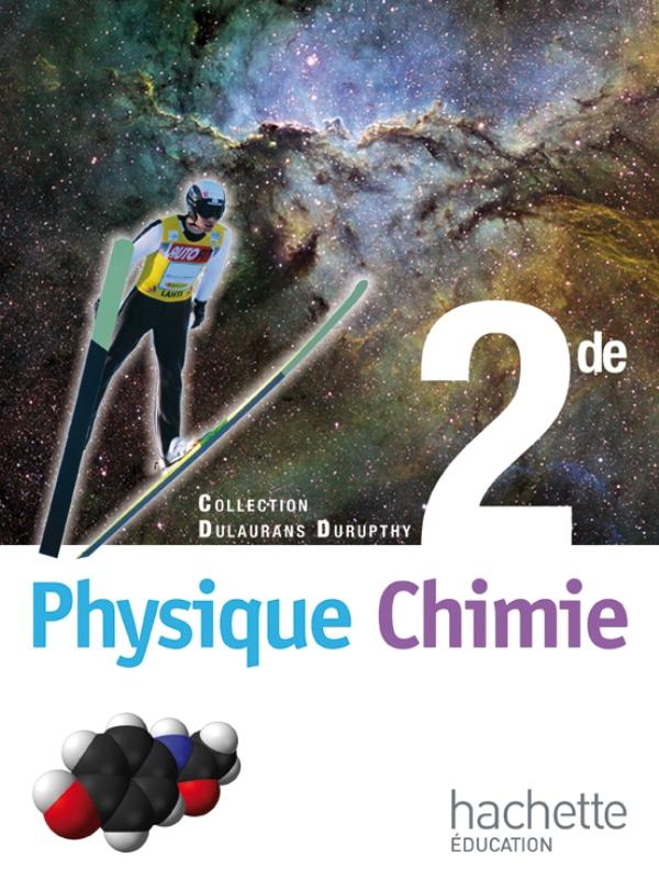 Physique-Chimie 2de - Livre élève Format compact - Edition 2010