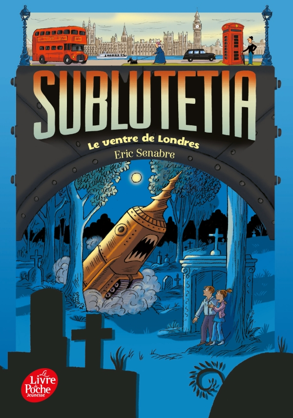 Sublutétia - Tome 3