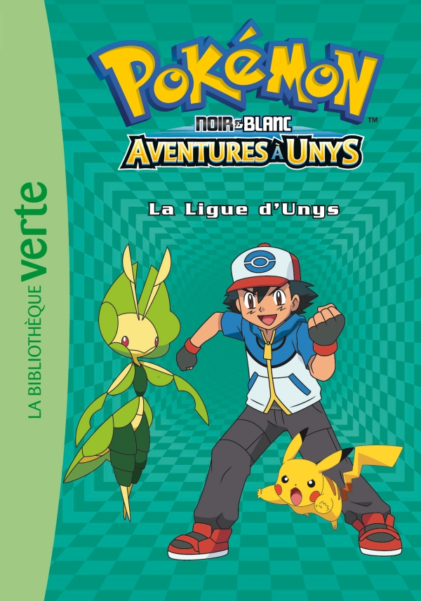 Pokemon 10 La Ligue D Unys