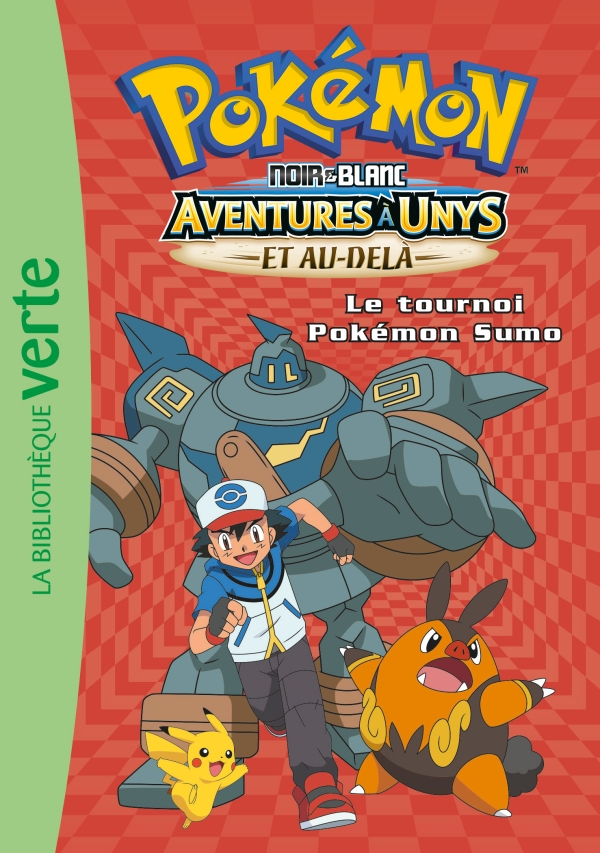 Pokemon 12 Le Tournoi Pokemon Sumo