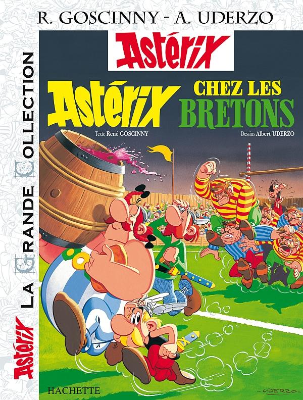 Astérix La Grande Collection - Astérix chez les bretons - n°8