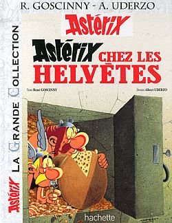 Astérix La Grande Collection - Astérix chez les helvètes - n°16