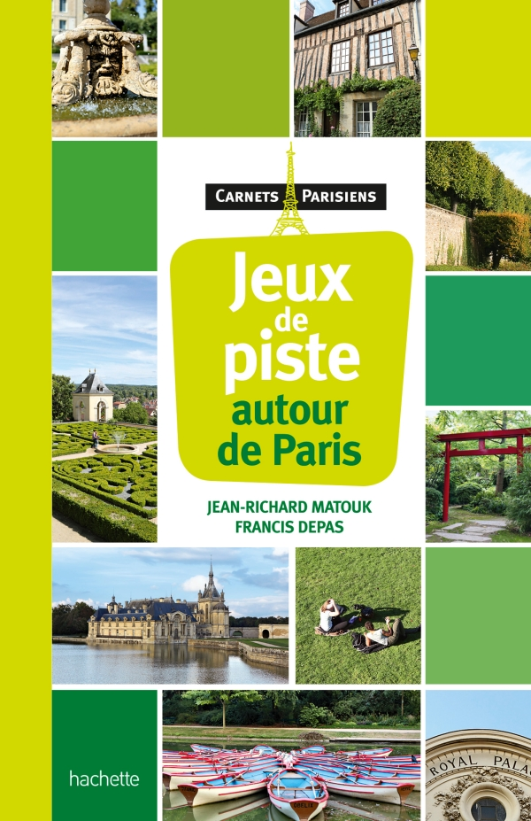 Jeux de piste autour de Paris
