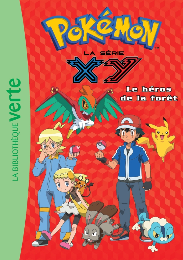 Pokemon 19 Le Heros De La Foret
