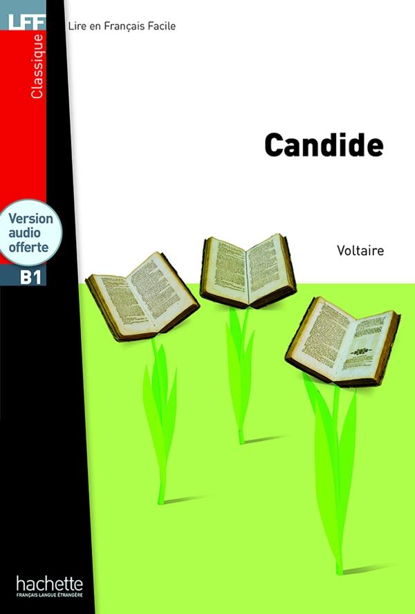 LFF B1 : Candide + CD audio MP3