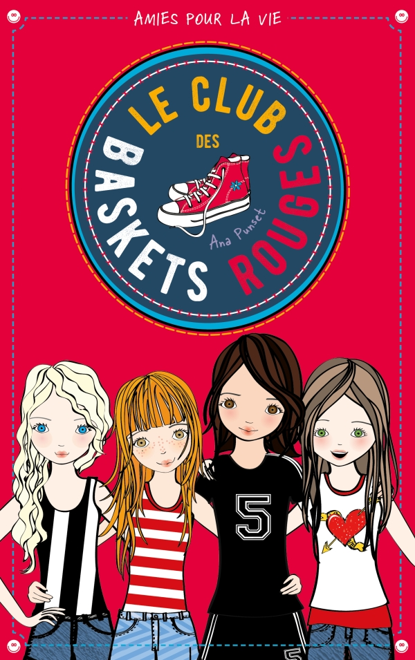 Le club des baskets rouges - Tome 1
