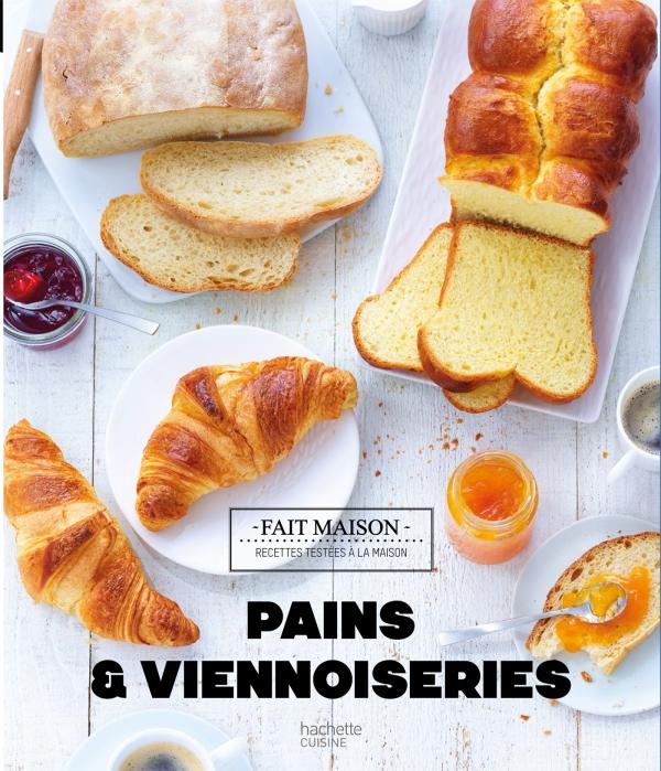 Pains et Viennoiseries Nouvelle édition