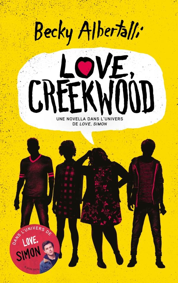 Love, Creekwood - Une novella dans l'univers de LOVE, SIMON