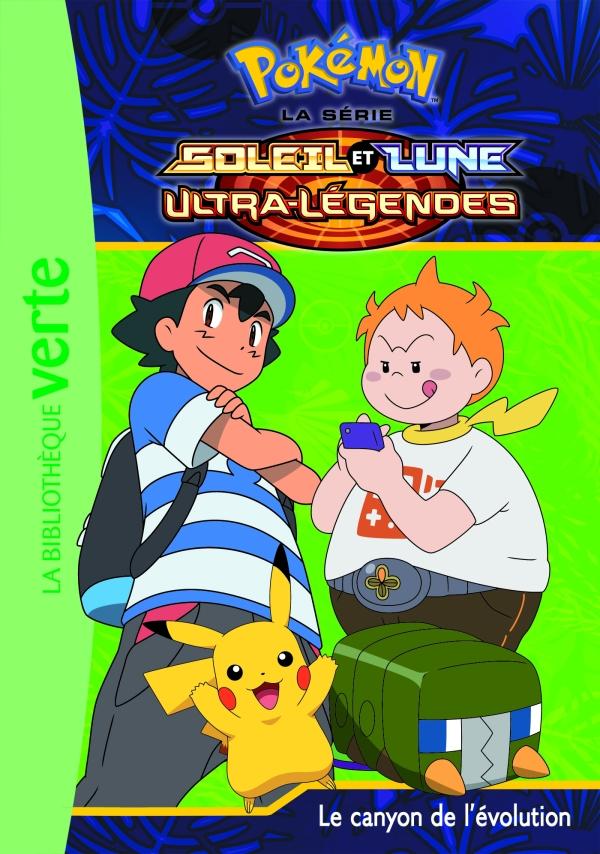 Pokémon Soleil et Lune 21 - Le canyon de l'évolution