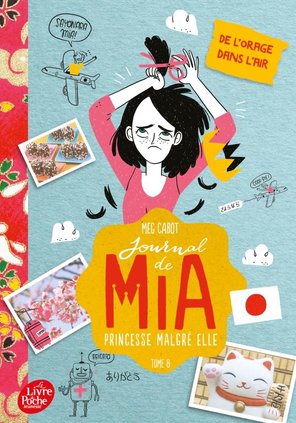 Journal de Mia, princesse malgré elle - Tome 8