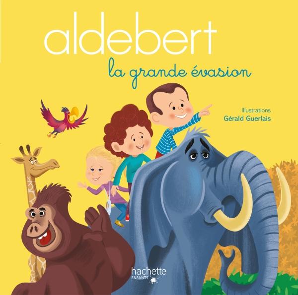 Aldebert - La grande évasion / Livre CD