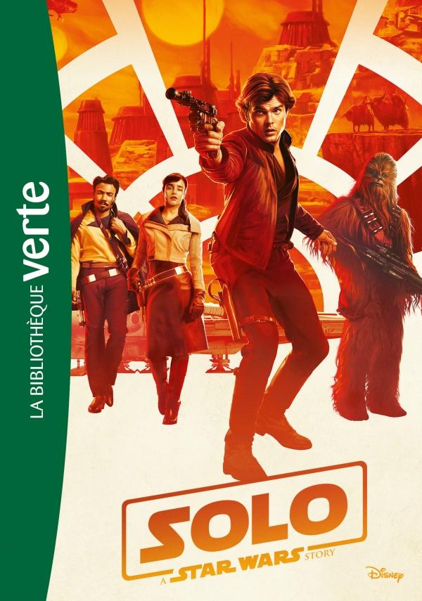 Star Wars - Han Solo - Le roman du film
