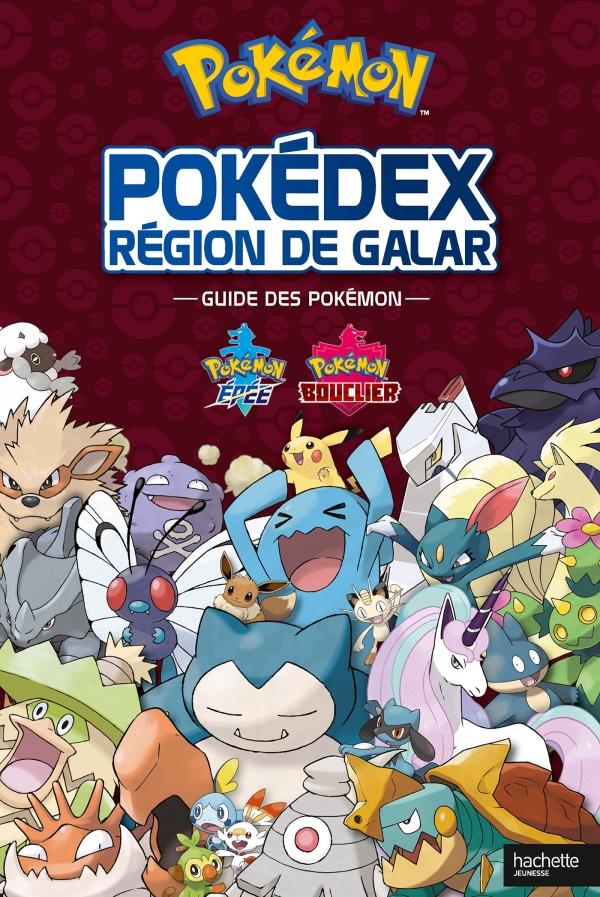 Pokémon- Guide Officiel Galar