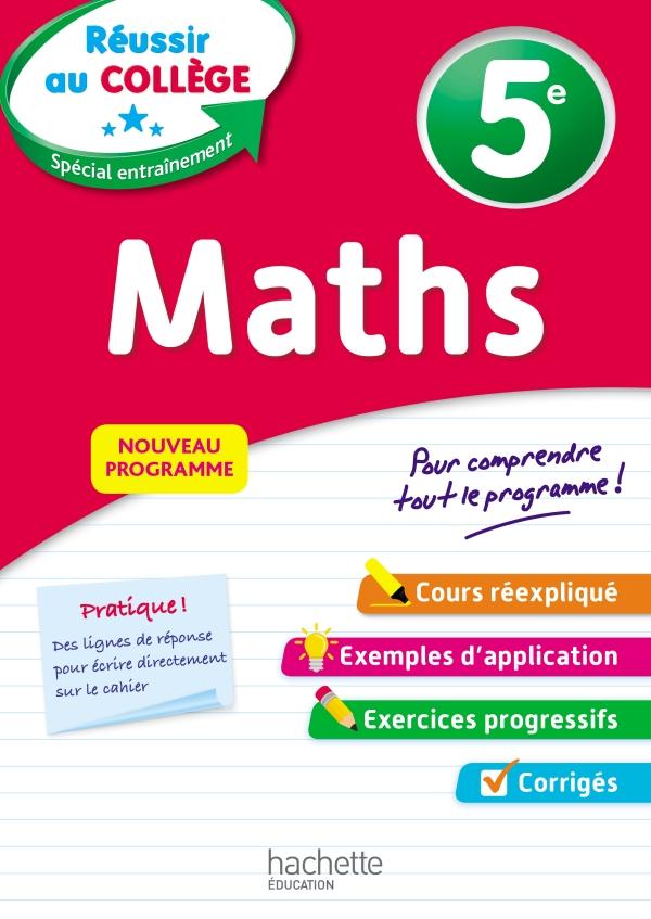 Reussir Au College Maths 5e Hachette Fr