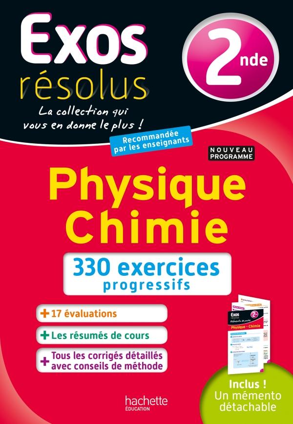 Exos Résolus Physique-Chimie 2nde
