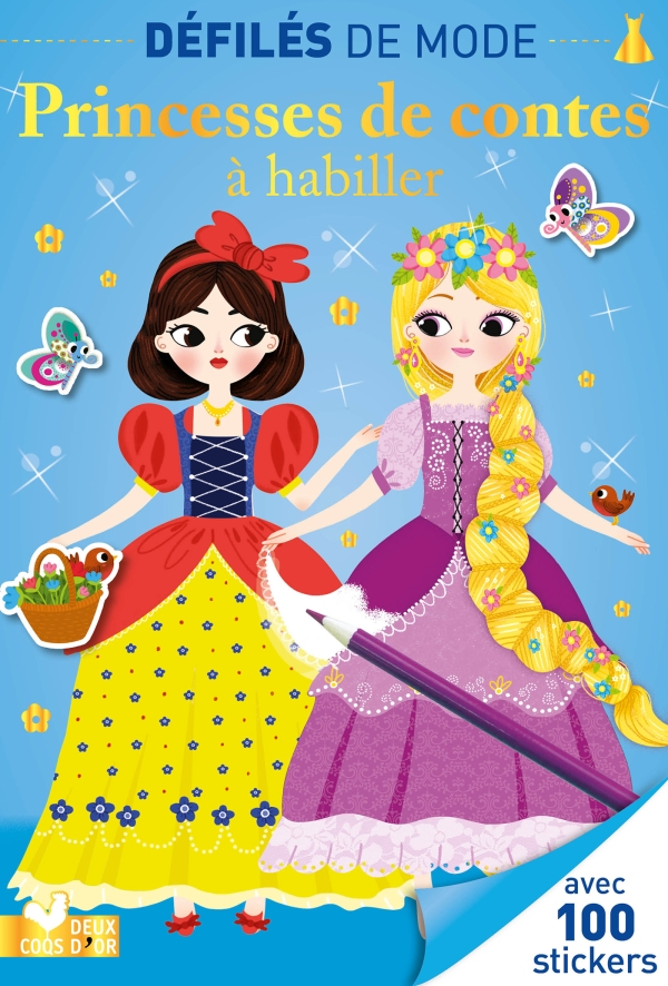 Princesses de contes à habiller