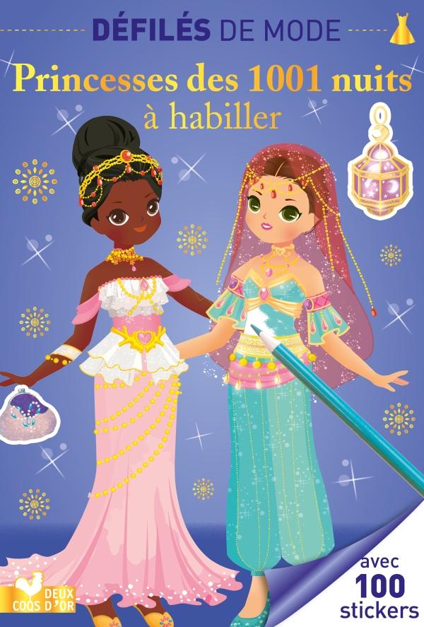 Princesses des 1001 nuits à habiller