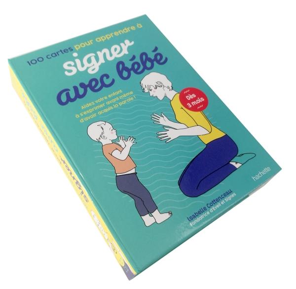 100 cartes pour apprendre à signer avec bébé