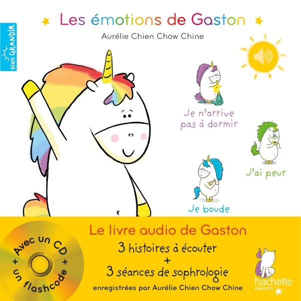 Le livre audio de Gaston