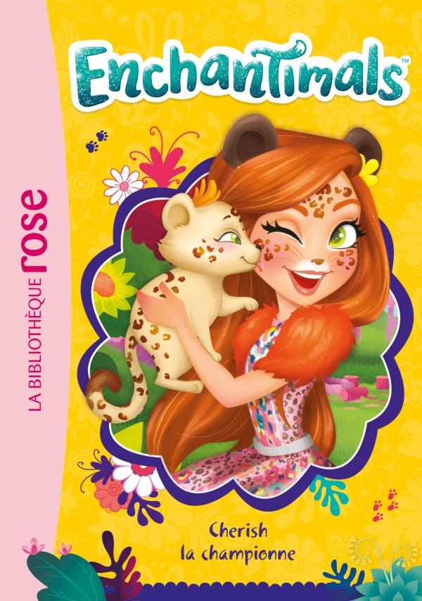 Enchantimals 09 - Cherish la championne