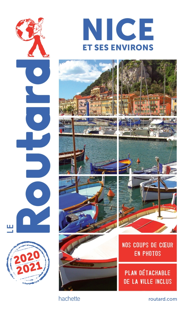 Guide du Routard Nice 2020/21
