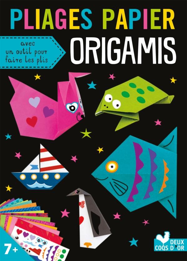 Pliages papier - Origamis