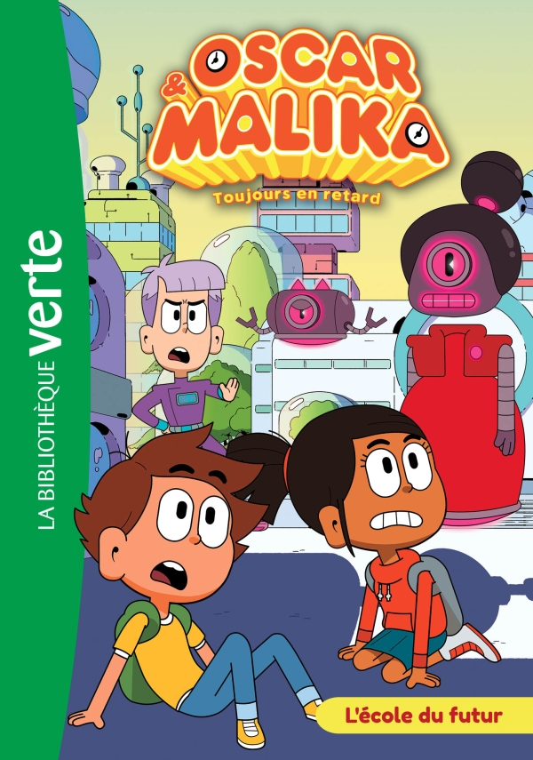 Oscar et Malika 05 - L'école du futur