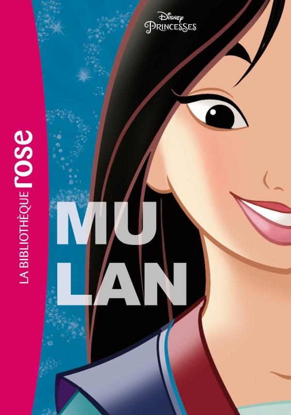 Princesses Disney 05 - Mulan