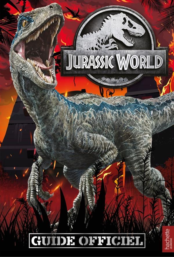 Jurassic World-Guide officiel