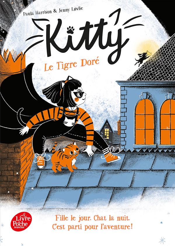 Kitty - Tome 2 - Le Tigre Doré