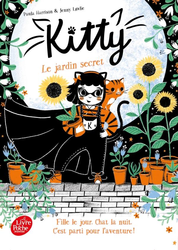 Kitty - Tome 3 - Le jardin secret