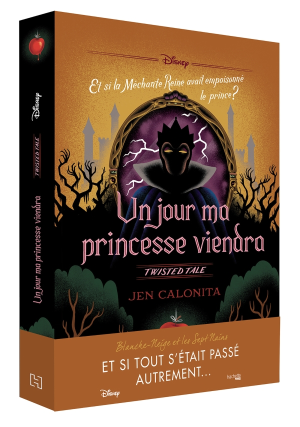 Twisted Tale Disney Un jour ma princesse viendra