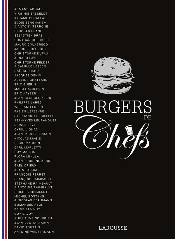 Burgers de chefs