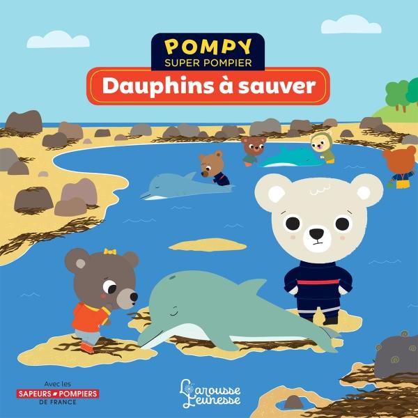 Pompy - Dauphins à sauver