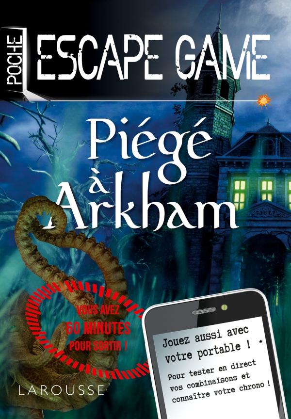 Escape Game De Poche Piege A Arkham