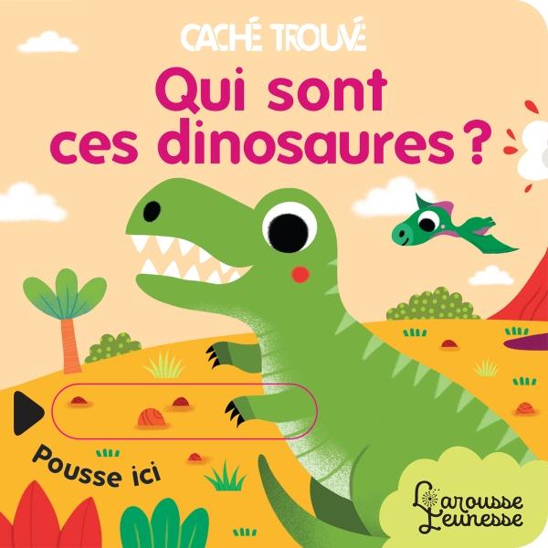 Qui sont ces dinosaures ?