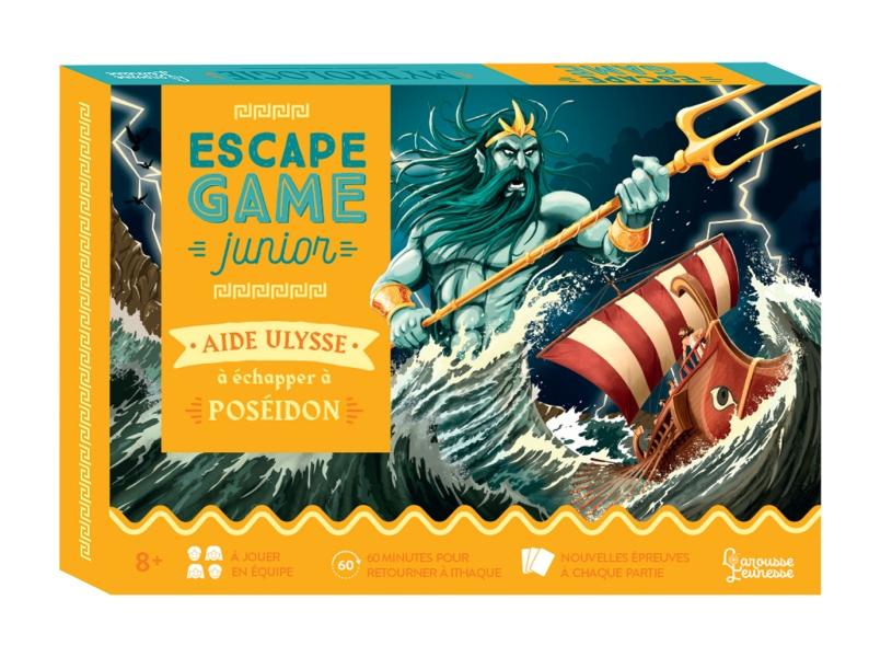 Escape Game Junior - Mythologie