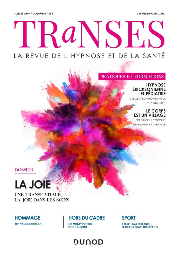 Transes n°8 - 3/2019 Joie