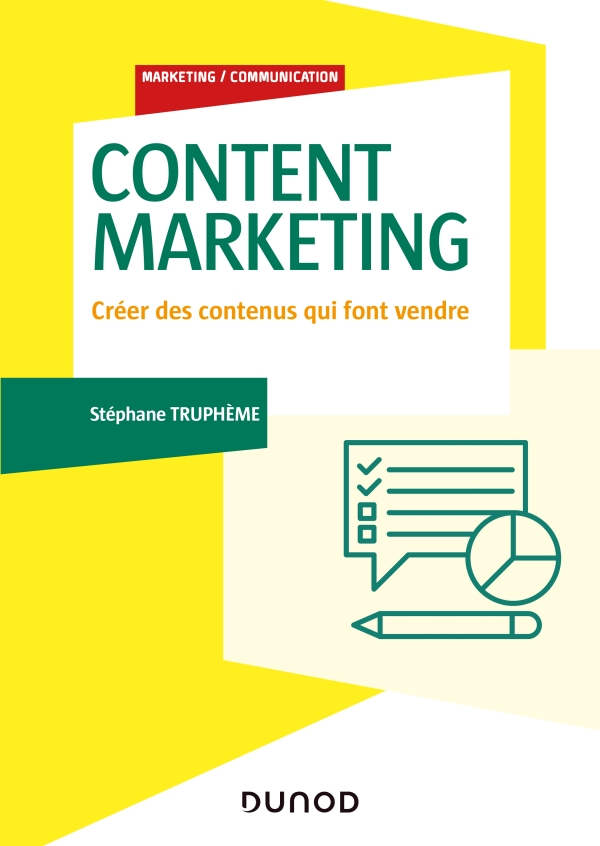 Content Marketing - Créer des contenus qui font vendre