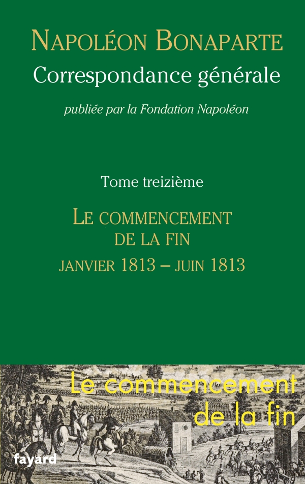 Correspondance générale - Tome 13