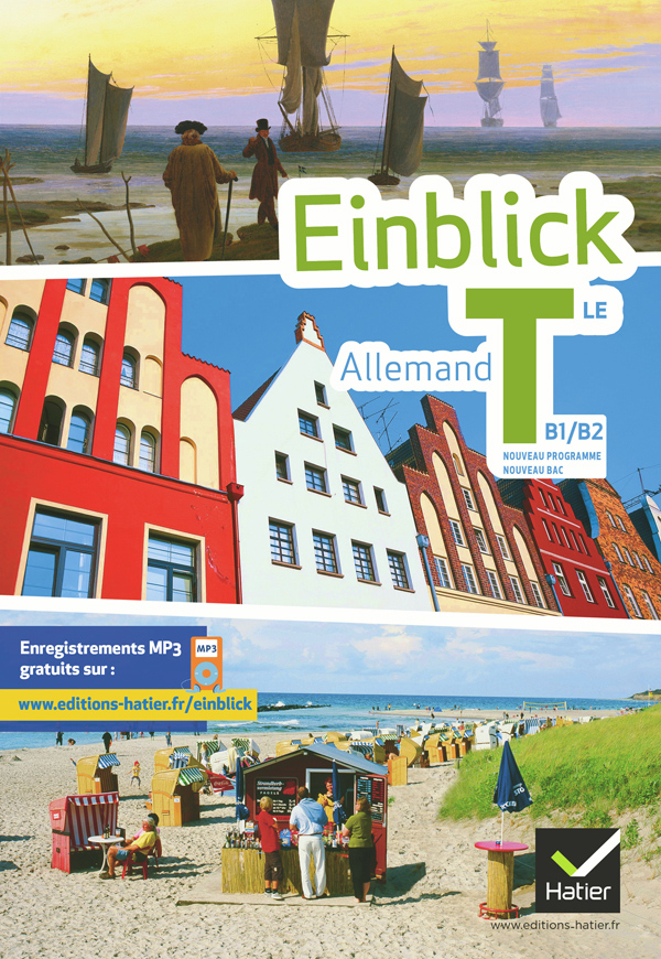 Einblick Allemand Tle éd. 2012 - Manuel de l'élève