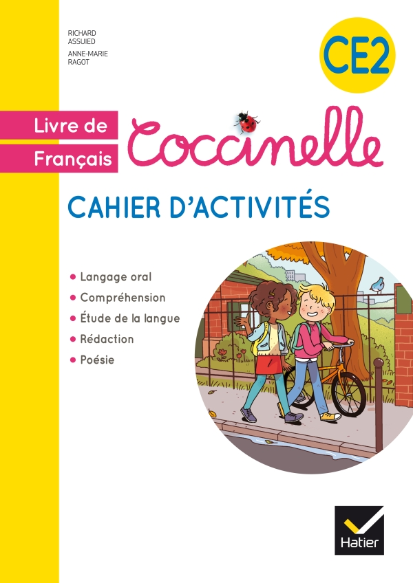 Coccinelle Francais Ce2 Ed 2016 Cahier D Activites