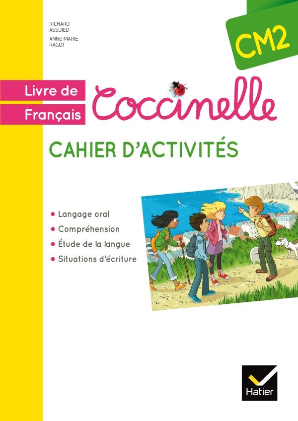 Coccinelle Francais Cm2 Ed 2016 Cahier D Activites