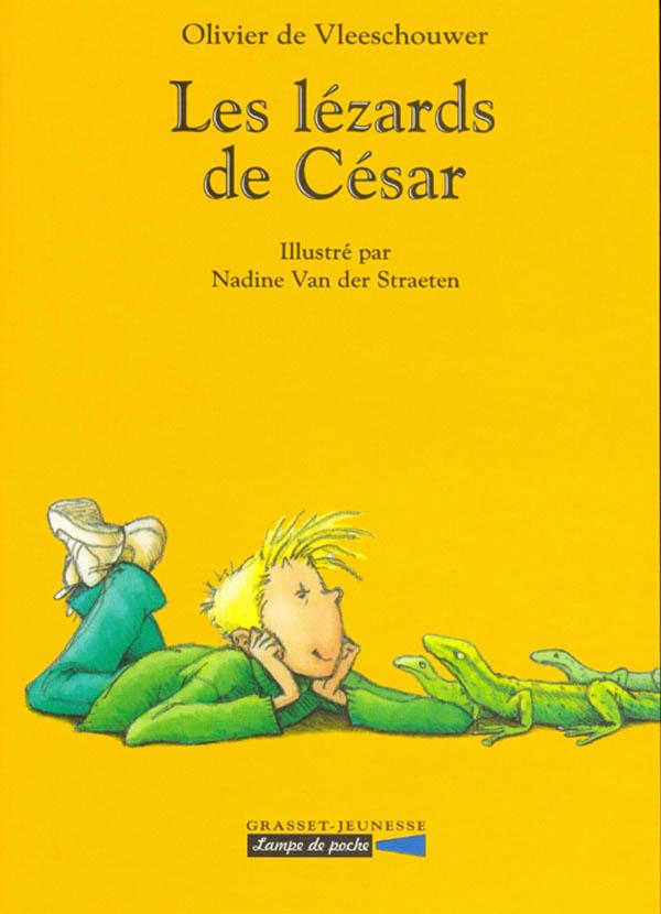 Les lézards de César